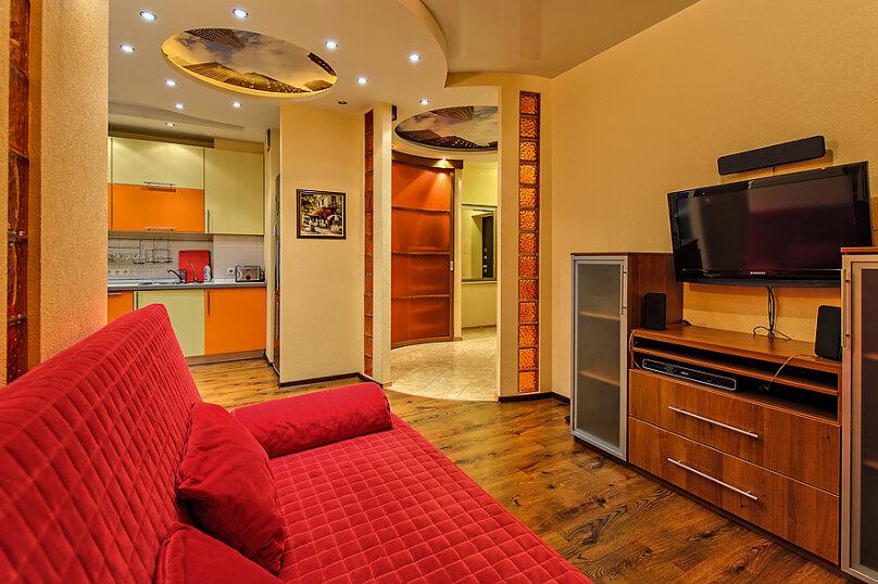 2-комн. квартира, 48 кв.м. на 4 человека, Большой Сампсониевский проспект, 4-6, Санкт-Петербург - Фотография 2
