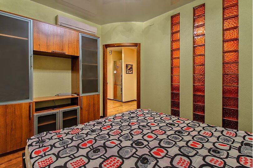 2-комн. квартира, 48 кв.м. на 4 человека, Большой Сампсониевский проспект, 4-6, Санкт-Петербург - Фотография 11