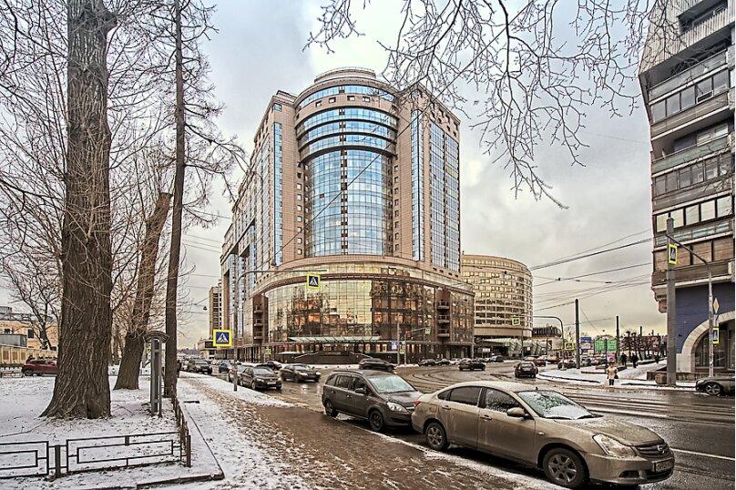 2-комн. квартира, 48 кв.м. на 4 человека, Большой Сампсониевский проспект, 4-6, Санкт-Петербург - Фотография 16