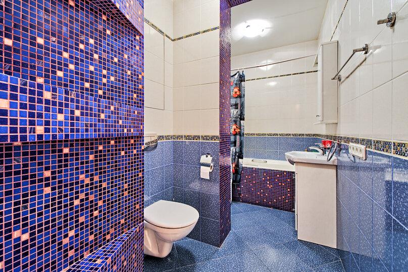 2-комн. квартира, 48 кв.м. на 4 человека, Большой Сампсониевский проспект, 4-6, Санкт-Петербург - Фотография 17
