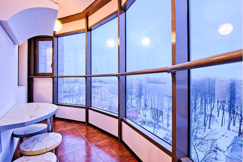 2-комн. квартира, 48 кв.м. на 4 человека, Большой Сампсониевский проспект, 4-6, Санкт-Петербург - Фотография 19