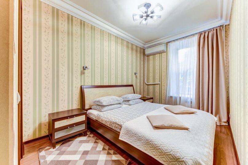 3-комн. квартира, 87 кв.м. на 6 человек, набережная реки Мойки, 8, Санкт-Петербург - Фотография 5