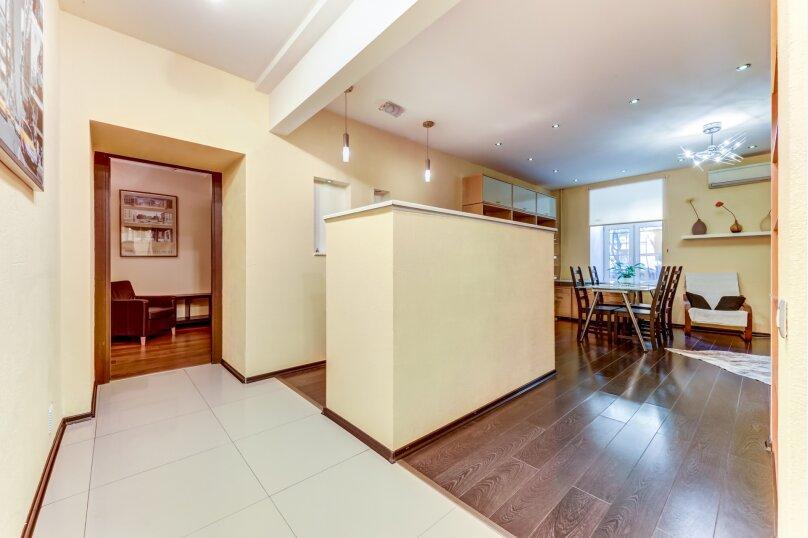 3-комн. квартира, 87 кв.м. на 6 человек, набережная реки Мойки, 8, Санкт-Петербург - Фотография 11