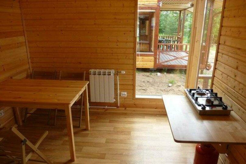 Дом c двумя спальнями, 40 кв.м. на 4 человека, 2 спальни, Набережная, 67, Выборг - Фотография 3