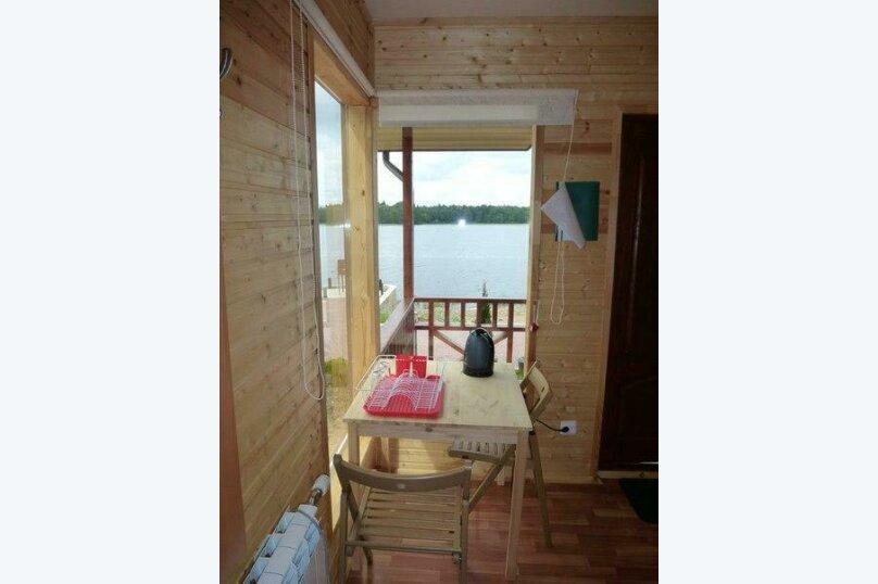 Дом c двумя спальнями, 40 кв.м. на 4 человека, 2 спальни, Набережная, 67, Выборг - Фотография 14