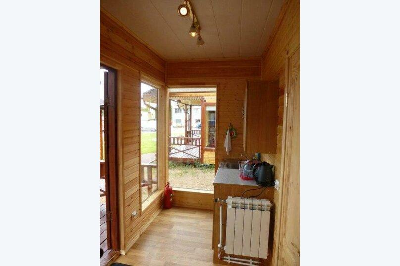 Дом c двумя спальнями, 40 кв.м. на 4 человека, 2 спальни, Набережная, 67, Выборг - Фотография 1
