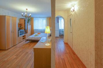 1-комн. квартира, 35 кв.м. на 4 человека, бульвар Чавайна, 18, Йошкар-Ола - Фотография 4