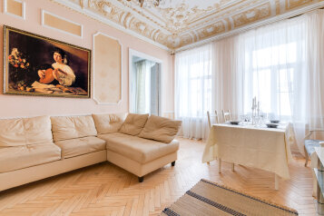4-комн. квартира, 95 кв.м. на 8 человек, улица Ленина, 40, Санкт-Петербург - Фотография 4