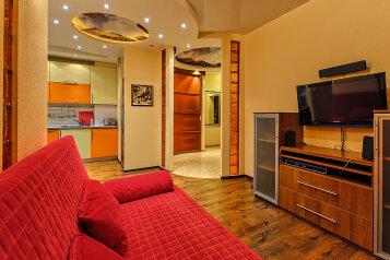 2-комн. квартира, 48 кв.м. на 4 человека, Большой Сампсониевский проспект, 4-6, Санкт-Петербург - Фотография 1