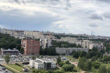 1-комн. квартира, 42 кв.м. на 4 человека, улица Бутлерова, 40, Санкт-Петербург - Фотография 1