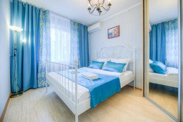 2-комн. квартира, 63 кв.м. на 4 человека, улица Свободы, 104А, Челябинск - Фотография 1