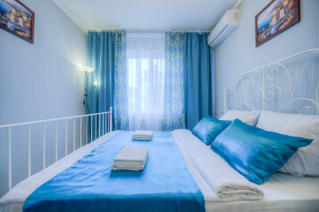 2-комн. квартира, 63 кв.м. на 4 человека, улица Свободы, 104А, Челябинск - Фотография 2