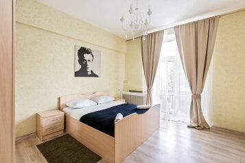 3-комн. квартира, 80 кв.м. на 8 человек, улица Земляной Вал, 52/16с3, Москва - Фотография 1