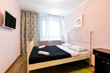 2-комн. квартира, 51 кв.м. на 6 человек, улица Строителей, 9, Москва - Фотография 3
