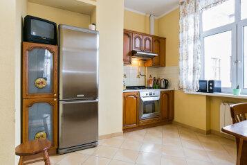 2-комн. квартира, 51 кв.м. на 4 человека, Нижегородская улица, 3, Москва - Фотография 1
