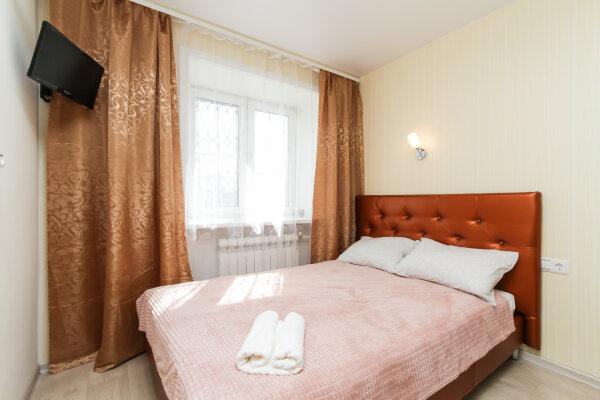 1-комн. квартира, 22 кв.м. на 3 человека, улица Блюхера, 7, Новосибирск - Фотография 1