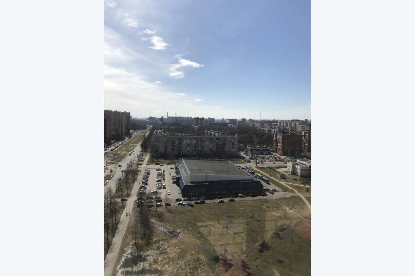 1-комн. квартира, 42 кв.м. на 4 человека, улица Бутлерова, 40, Санкт-Петербург - Фотография 11