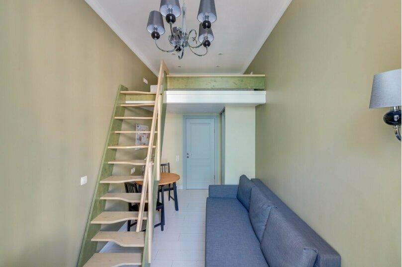 4-комн. квартира, 95 кв.м. на 10 человек, Финский переулок, 5, Санкт-Петербург - Фотография 2