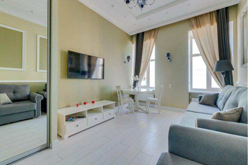 4-комн. квартира, 95 кв.м. на 10 человек, Финский переулок, 5, Санкт-Петербург - Фотография 6
