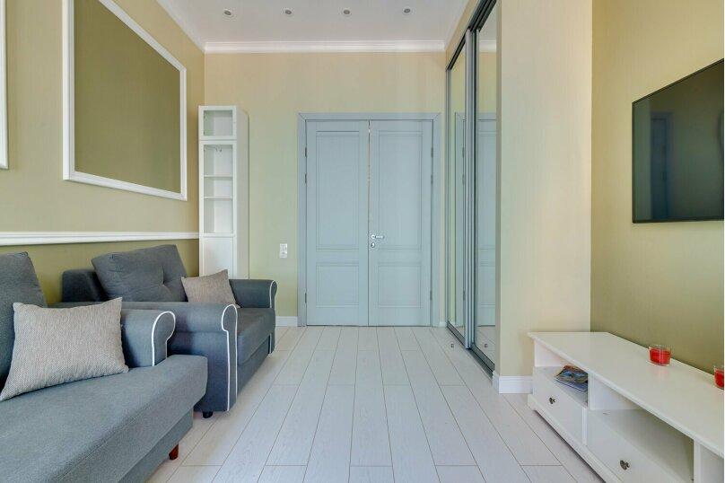 4-комн. квартира, 95 кв.м. на 10 человек, Финский переулок, 5, Санкт-Петербург - Фотография 7