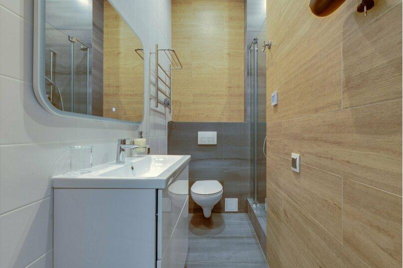 4-комн. квартира, 95 кв.м. на 10 человек, Финский переулок, 5, Санкт-Петербург - Фотография 22