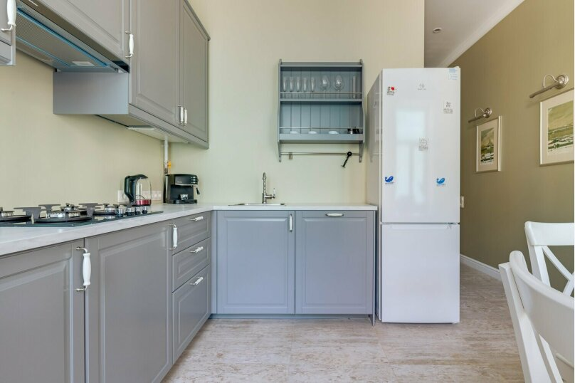 4-комн. квартира, 95 кв.м. на 10 человек, Финский переулок, 5, Санкт-Петербург - Фотография 26