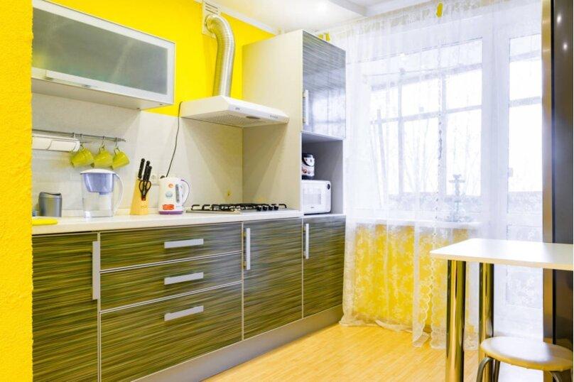 1-комн. квартира, 40 кв.м. на 3 человека, улица Стара Загора, 186, метро Российская, Самара - Фотография 8