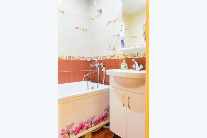 1-комн. квартира, 40 кв.м. на 3 человека, улица Стара Загора, 186, метро Российская, Самара - Фотография 12
