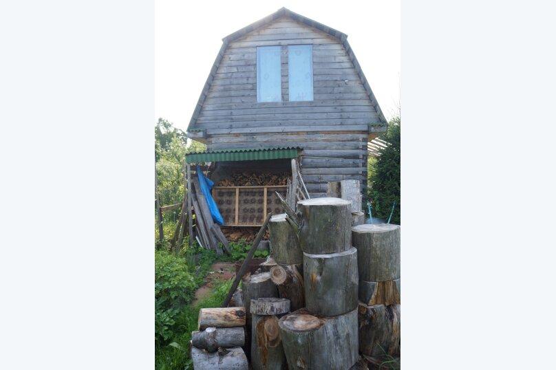 Дом с русской баней на дровах, 60 кв.м. на 8 человек, 2 спальни, Ивановская улица, 4, Большая Ижора - Фотография 2