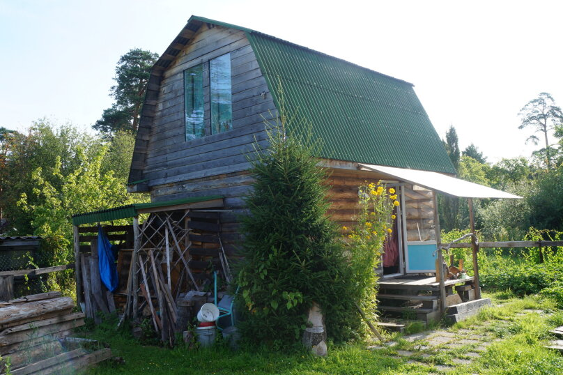 Дом с русской баней на дровах, 60 кв.м. на 8 человек, 2 спальни, Ивановская улица, 4, Большая Ижора - Фотография 9