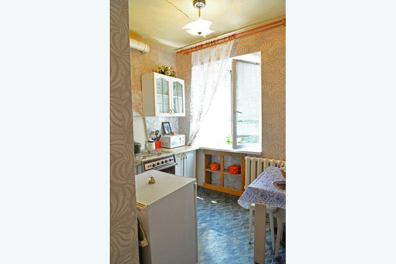 1-комн. квартира, 36 кв.м. на 4 человека, Рабоче-Крестьянская улица, 7, Волгоград - Фотография 7