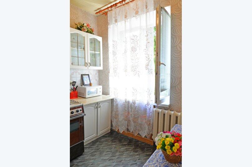 1-комн. квартира, 36 кв.м. на 4 человека, Рабоче-Крестьянская улица, 7, Волгоград - Фотография 8