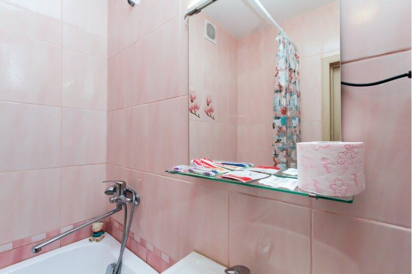 1-комн. квартира, 27 кв.м. на 5 человек, улица Немировича-Данченко, 144/1, Новосибирск - Фотография 7