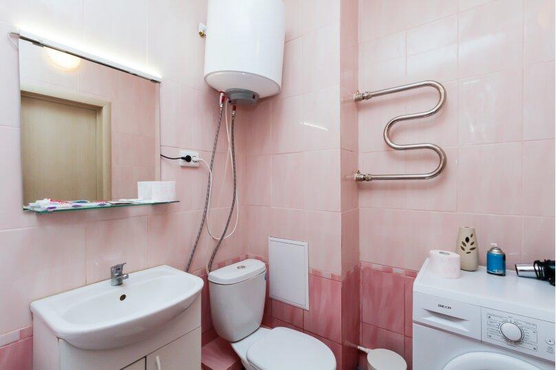 1-комн. квартира, 27 кв.м. на 5 человек, улица Немировича-Данченко, 144/1, Новосибирск - Фотография 8