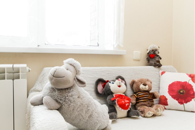 1-комн. квартира, 27 кв.м. на 5 человек, улица Немировича-Данченко, 144/1, Новосибирск - Фотография 13