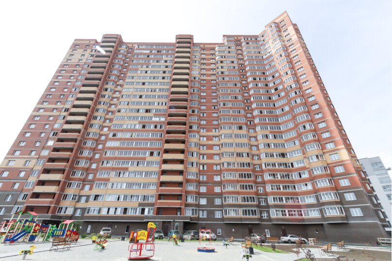 1-комн. квартира, 27 кв.м. на 5 человек, улица Немировича-Данченко, 144/1, Новосибирск - Фотография 17