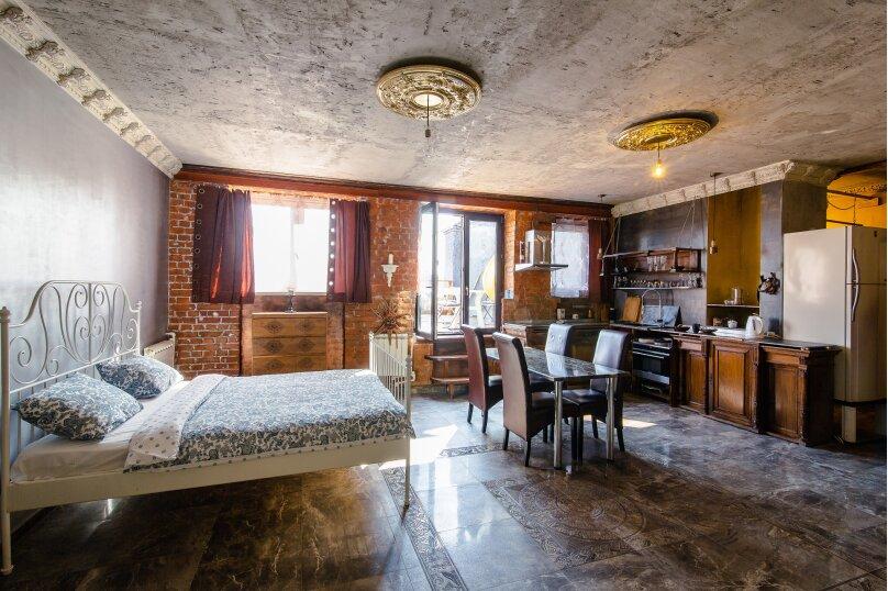 1-комн. квартира, 40 кв.м. на 2 человека, Саввинская набережная, 3, Москва - Фотография 8