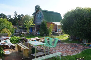 Дом с русской баней на дровах, 60 кв.м. на 8 человек, 2 спальни, Ивановская улица, 4, Большая Ижора - Фотография 3