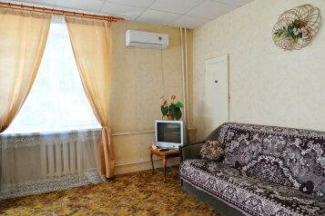 1-комн. квартира, 36 кв.м. на 4 человека, Рабоче-Крестьянская улица, 7, Волгоград - Фотография 4