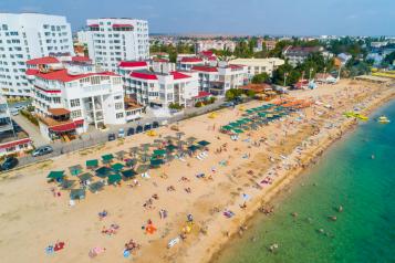 Апартаменты с видом на море, Черноморская набережная, 1Б на 2 номера - Фотография 2