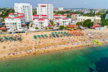 Апартаменты с видом на море, Черноморская набережная, 1Б на 2 номера - Фотография 3