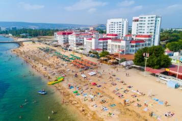 Апартаменты с видом на море, Черноморская набережная, 1Б на 2 номера - Фотография 4
