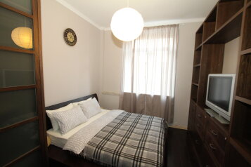 4-комн. квартира, 75 кв.м. на 7 человек, улица Гашека, 9, Москва - Фотография 3