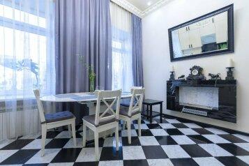3-комн. квартира, 110 кв.м. на 4 человека, Смоленский бульвар, 17с1, Москва - Фотография 2
