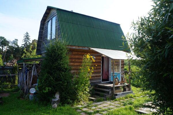 Дом с русской баней на дровах, 60 кв.м. на 6 человек, 2 спальни, Ивановская улица, 4, Большая Ижора - Фотография 1