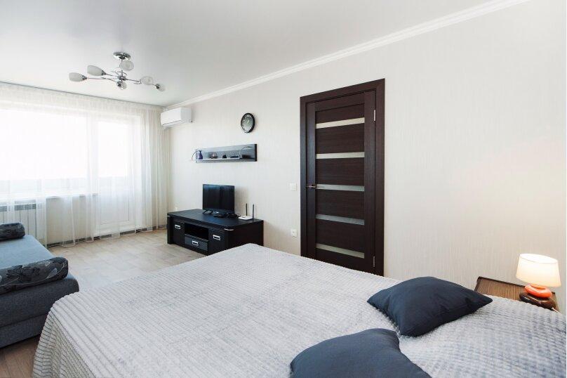 1-комн. квартира, 34 кв.м. на 4 человека, Тополиная улица, 6, Тольятти - Фотография 4