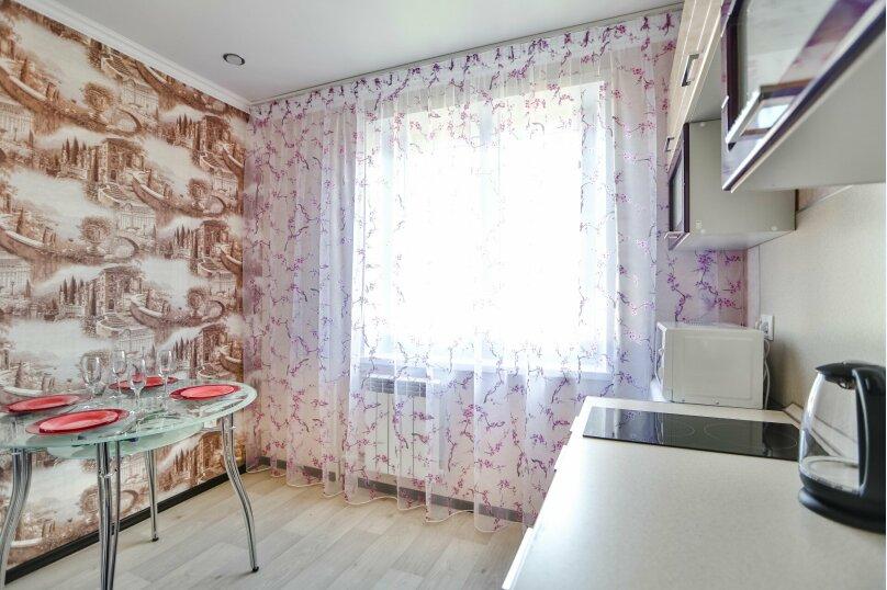 1-комн. квартира, 34 кв.м. на 4 человека, Тополиная улица, 6, Тольятти - Фотография 8