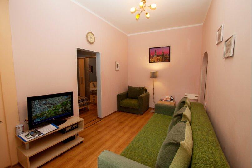 2-комн. квартира, 38 кв.м. на 4 человека, Камергерский переулок, 2с1, Москва - Фотография 1