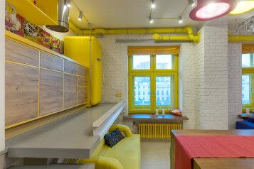 2-комн. квартира, 65 кв.м. на 6 человек, Смоленская-Сенная площадь, 23/25, Москва - Фотография 4