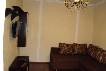 2 комнатный номер, до 5 человек., 48 кв.м. на 5 человек, 1 спальня, Гражданская улица, 11А, Евпатория - Фотография 1